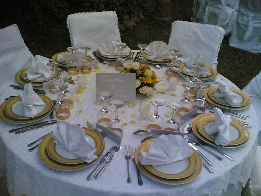 Siri 03 Bagaimana Menyediakan Susun Atur Meja Makan Formal Table