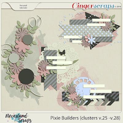 http://store.gingerscraps.net/Pixie-Builders-clusters-v.25-v.28.html