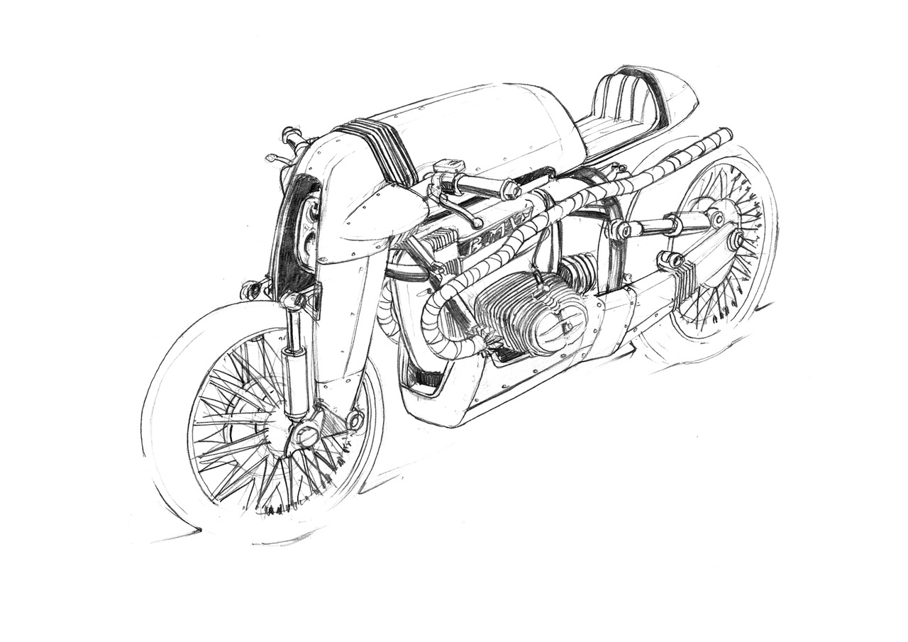 Free The Wheels Dream Sketches