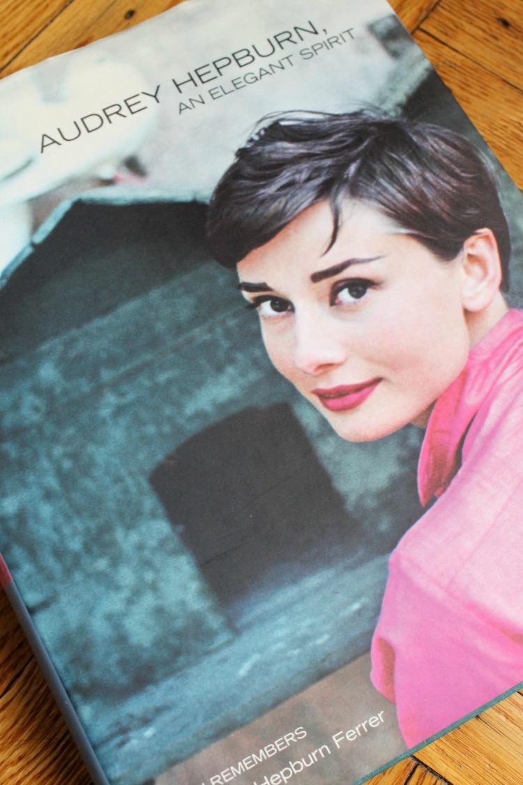 A Vintage Nerd Audrey Hepburn Books Vintage Book Recommendations Audrey Hepburn An Elegant Spirit