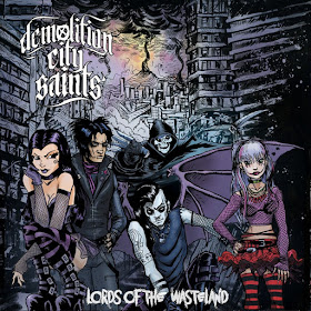Demolition City Saints - Lords Of The Wasteland