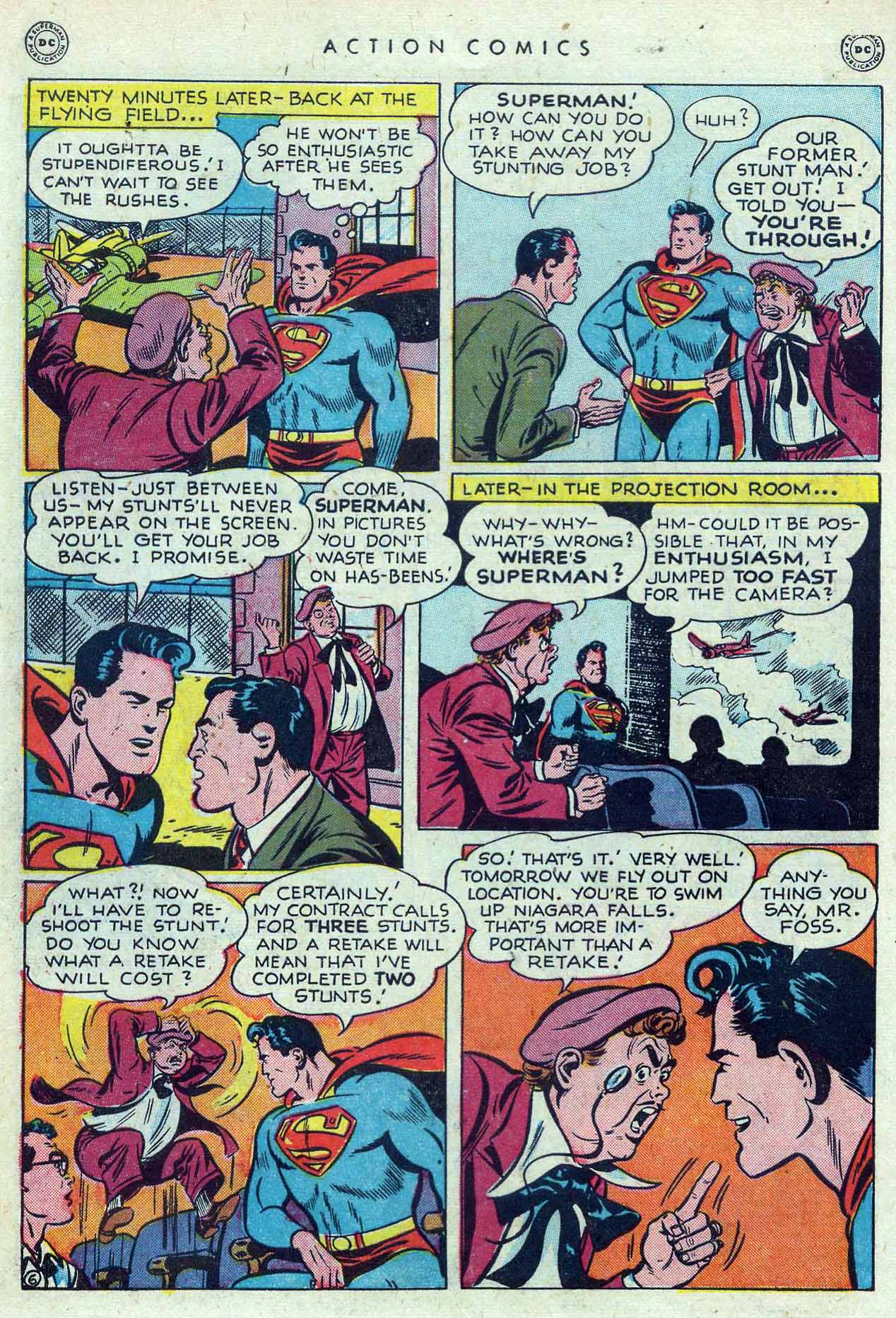 Read online Action Comics (1938) comic -  Issue #120 - 8