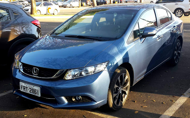 Honda Civic 2016 EXR 2.0