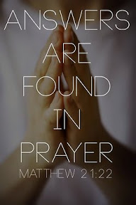 Answers are Found in Prayer