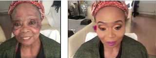 Makeup Transforms 89-Year-Old Grandmother Into A Beauty. See Before & After Photos