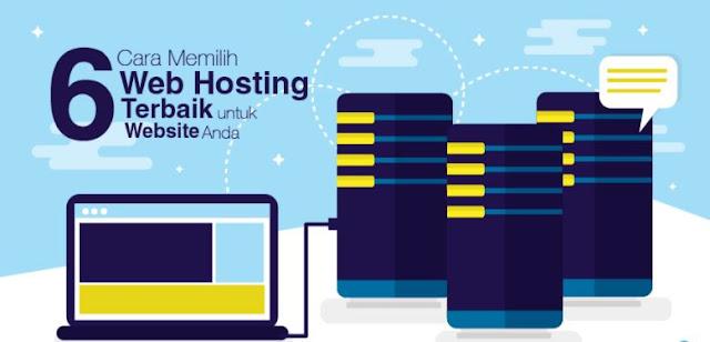 Tips Cara Memilih Web Hosting yang Tepat