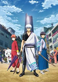 """El 8 de julio vuelve el anime de """"Gintama"""""""