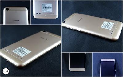 Review Lengkap Hisense Pureshot Lite desain
