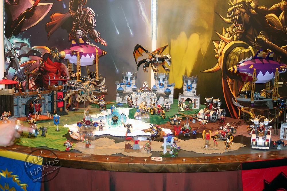 Idle Hands Toy Fair 2012 Mega Bloks World Of Warcraft