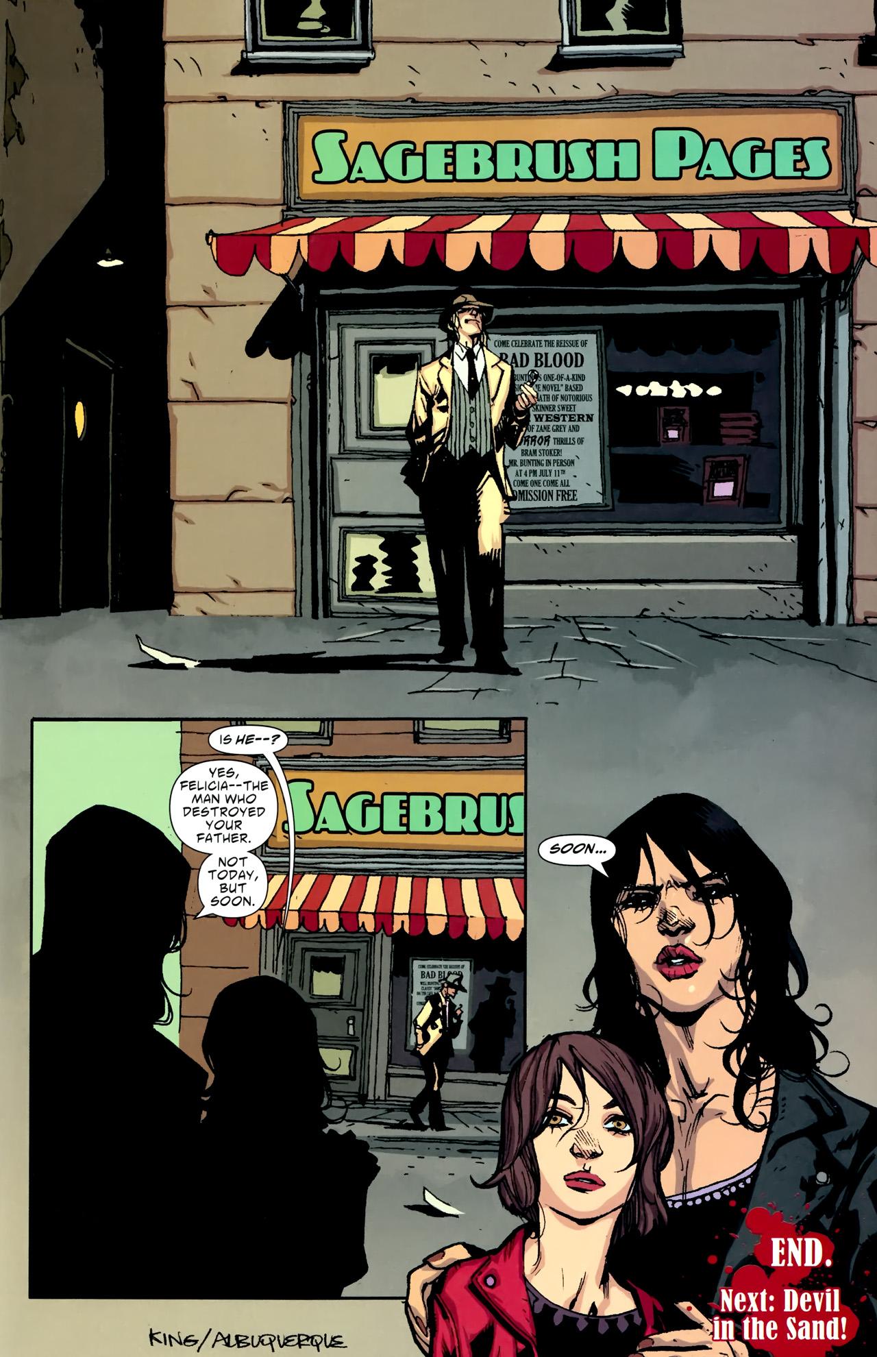 Read online American Vampire comic -  Issue #5 - 34