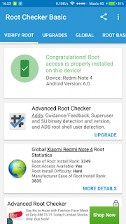 Cara Root Xiaomi Redmi Note 4 & Install TWRP Recovery