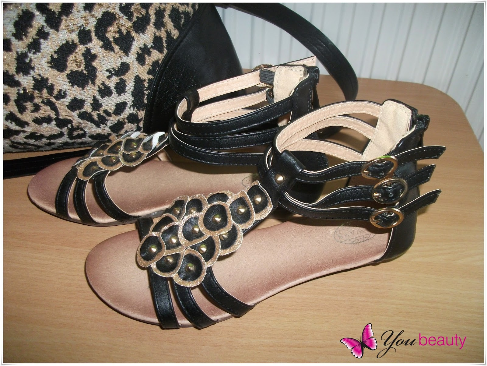 Sandale *Always*, piele naturala, superbe !