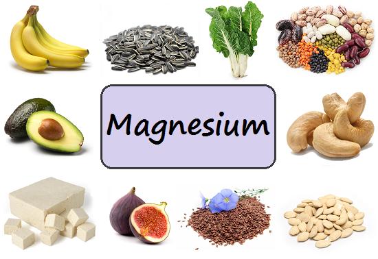 Source of magnesium