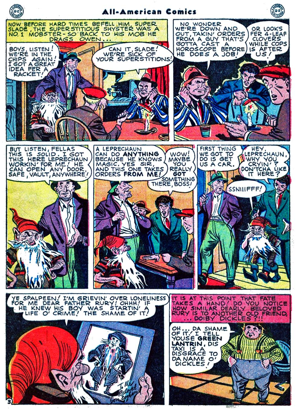 Read online All-American Comics (1939) comic -  Issue #70 - 5