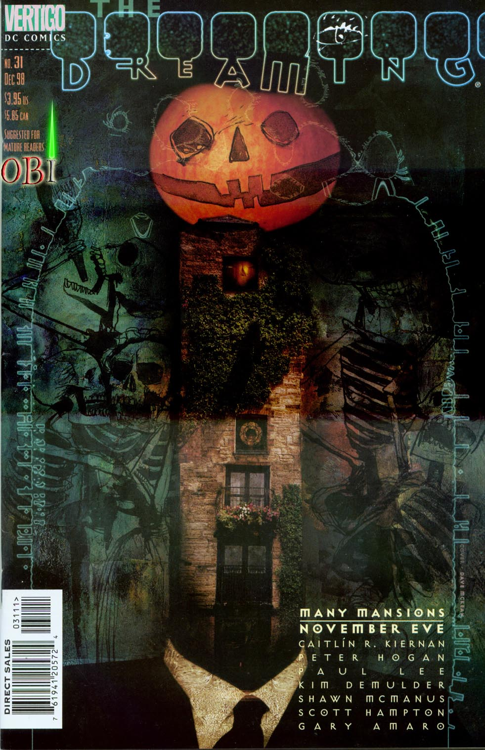 The Dreaming (1996) issue 31 - Page 1