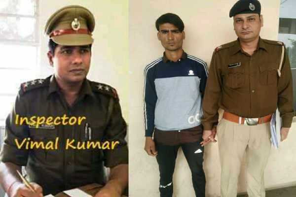 cia-sector-30-vimal-kumar-team-arrested-wanted-criminal-aman-thakur