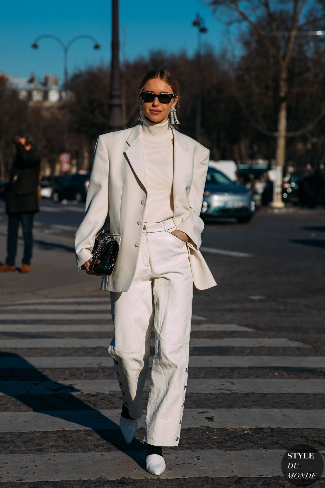 The White Pieces You Need to Look as Chic as Pernille