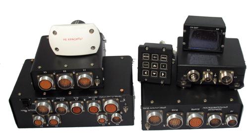 Апаратура споживачів супутникових навігаційних систем ГЛОНАСС і GPS NAVSTAR СН-3307