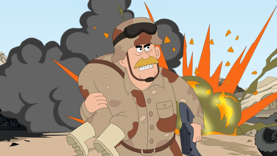 Brickleberry - Season 3 Episode 06: Old Wounds