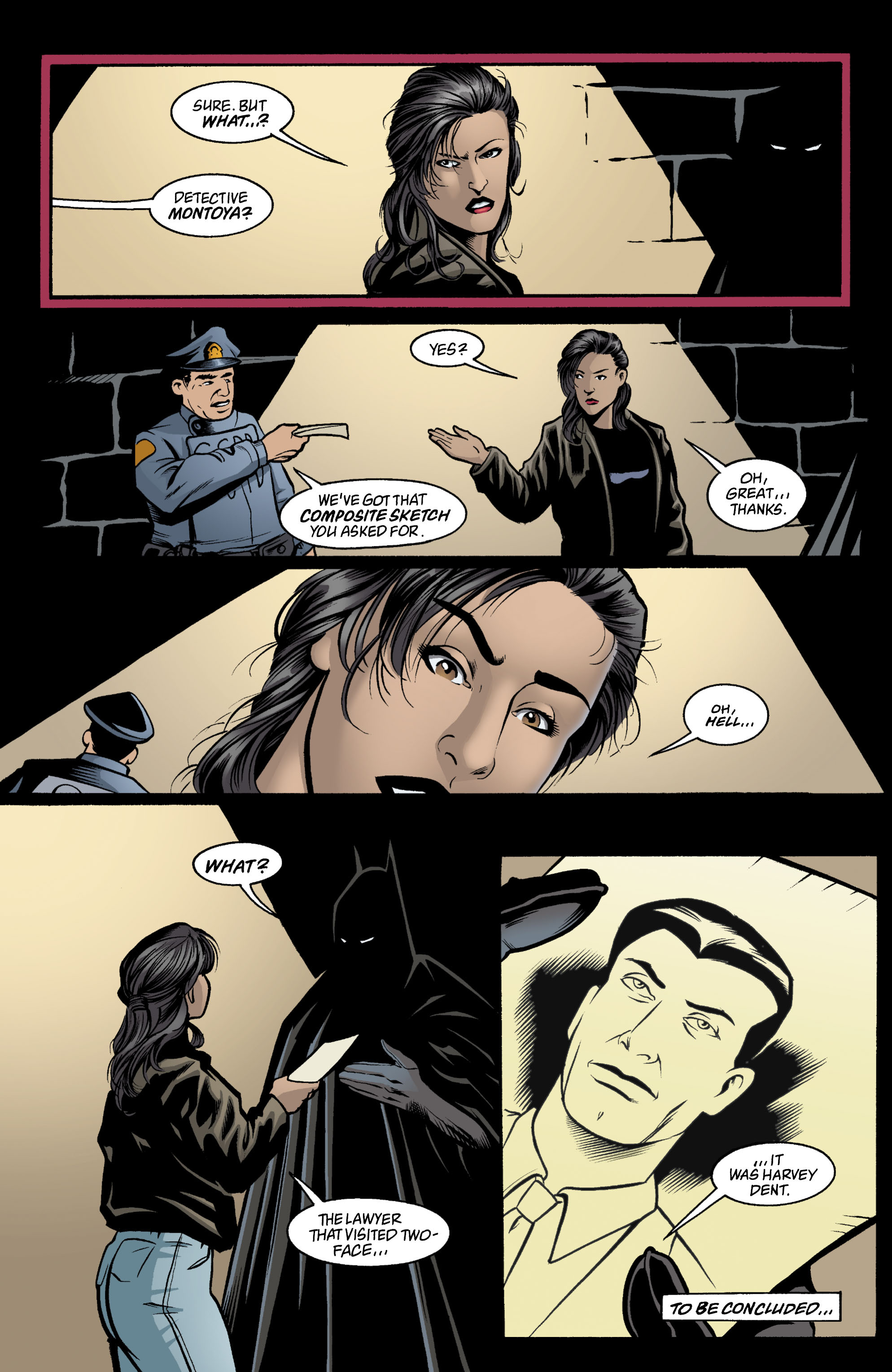 Detective Comics (1937) 781 Page 22