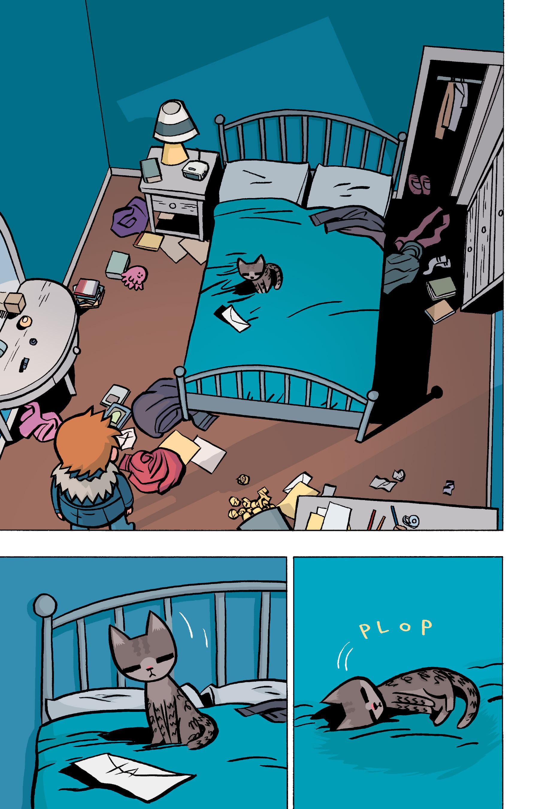 Read online Scott Pilgrim comic -  Issue #5 - 142