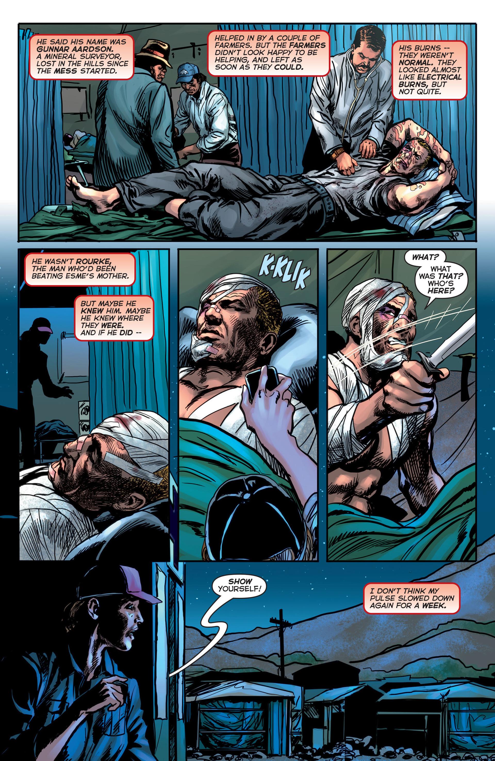 Read online Astro City comic -  Issue #3 - 13