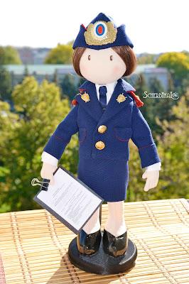 портретная кукла следователь