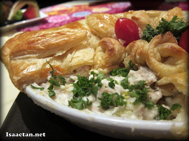 #5 Seafood Pie