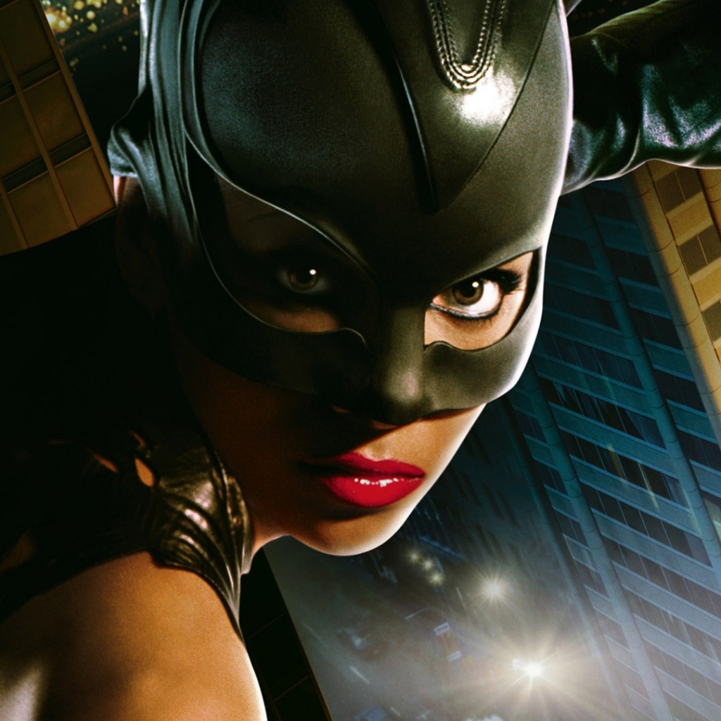 Nadud Le: Catwoman Berry Sexiest Photo