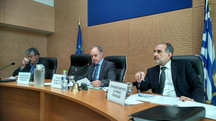 Συνεδριάζει το Περιφερειακό Συμβούλιο - Τα θέματα