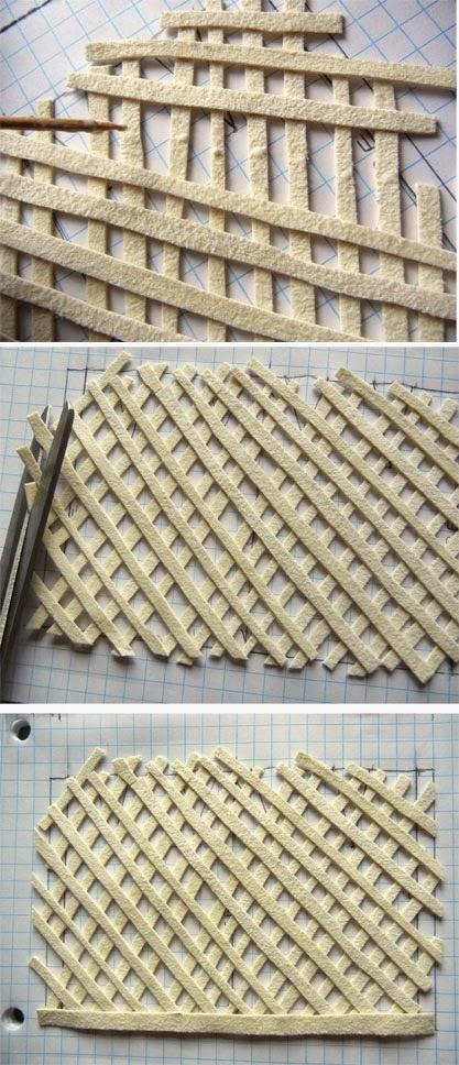 Commit error. lattice strip widths not