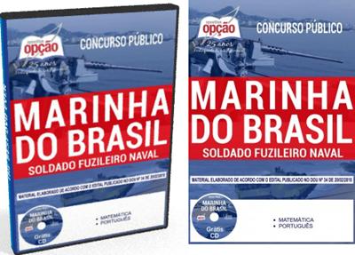 Apostila Marinha do Brasil 2018 Fuzileiros Navais