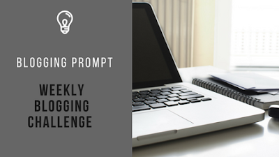 Weekly Blogging Challenge week 6