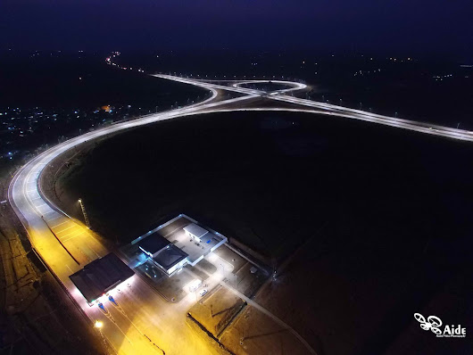 Cikopo Palimanan Toll Road at Night | Aide Photography