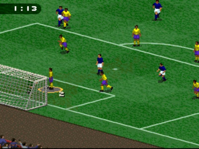 Download Fifa Soccer 95 highly compressed Setup
