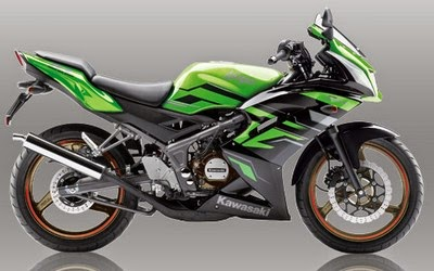 Kawasaki Motor Indonesia Product