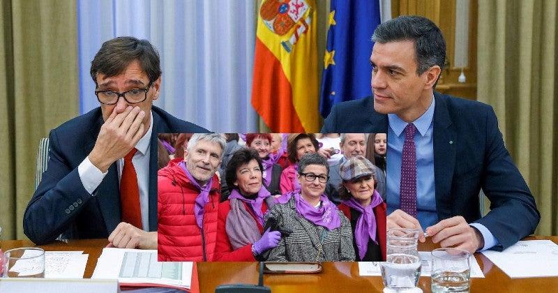 BUENOS DÍAS ESPAÑA: Casado y Abascal no pueden apoyar ni un minuto más a este Gobierno de embusteros responsable de tantas muertes