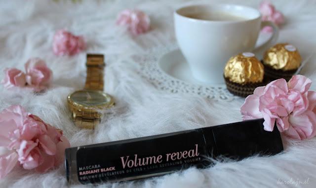 Mascara Bourjois Volume Reveal - mój sposób na długie i czarne rzęsy