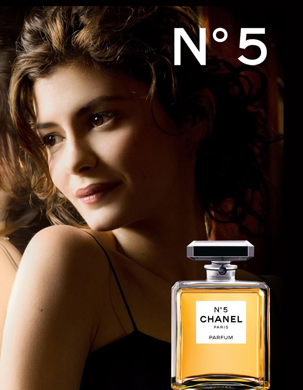 celebrities movies and games audrey tautou is the face. Black Bedroom Furniture Sets. Home Design Ideas