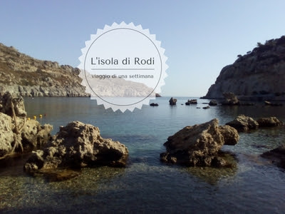 L'isola di Rodi: viaggio di una settimana tra mare e cultura