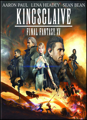 Kingsglaive: Final Fantasy XV (Dublado)