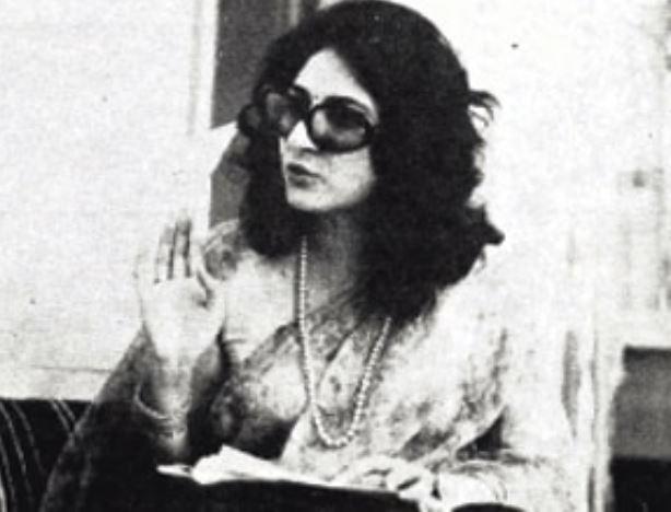 rukhsana sultana - back to bollywood