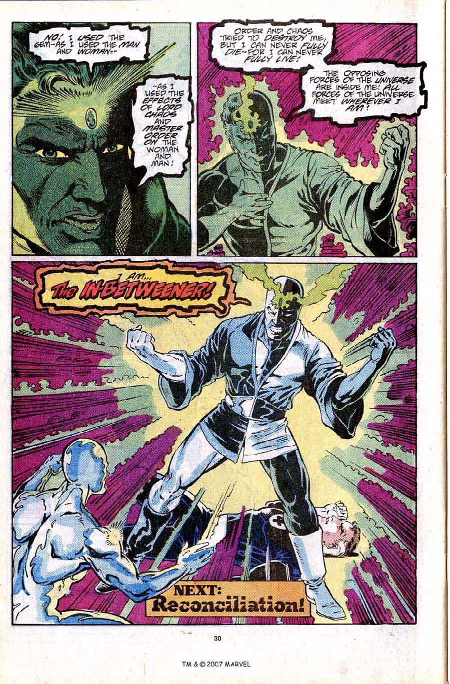 Read online Silver Surfer (1987) comic -  Issue #16 - 32