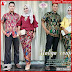 ZBT06309 Kebaya Batik Couple Lonceng Merak For BMGShop