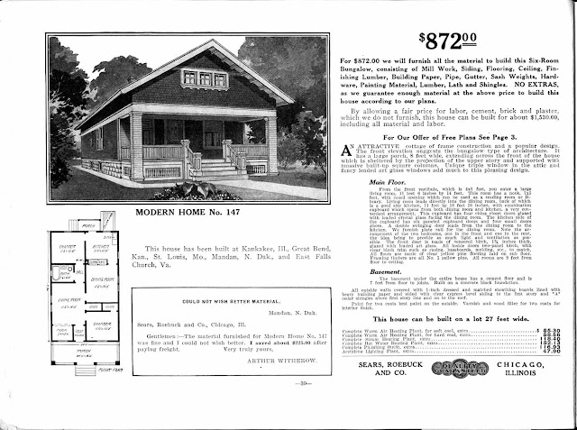 Awesome Sears Roebuck House Plans 1906 Ideas - 3D house designs ...