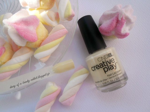 CND Creative Play Nail Lacquer  Bananas For You