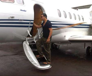Akshay Kumar too has his private jet