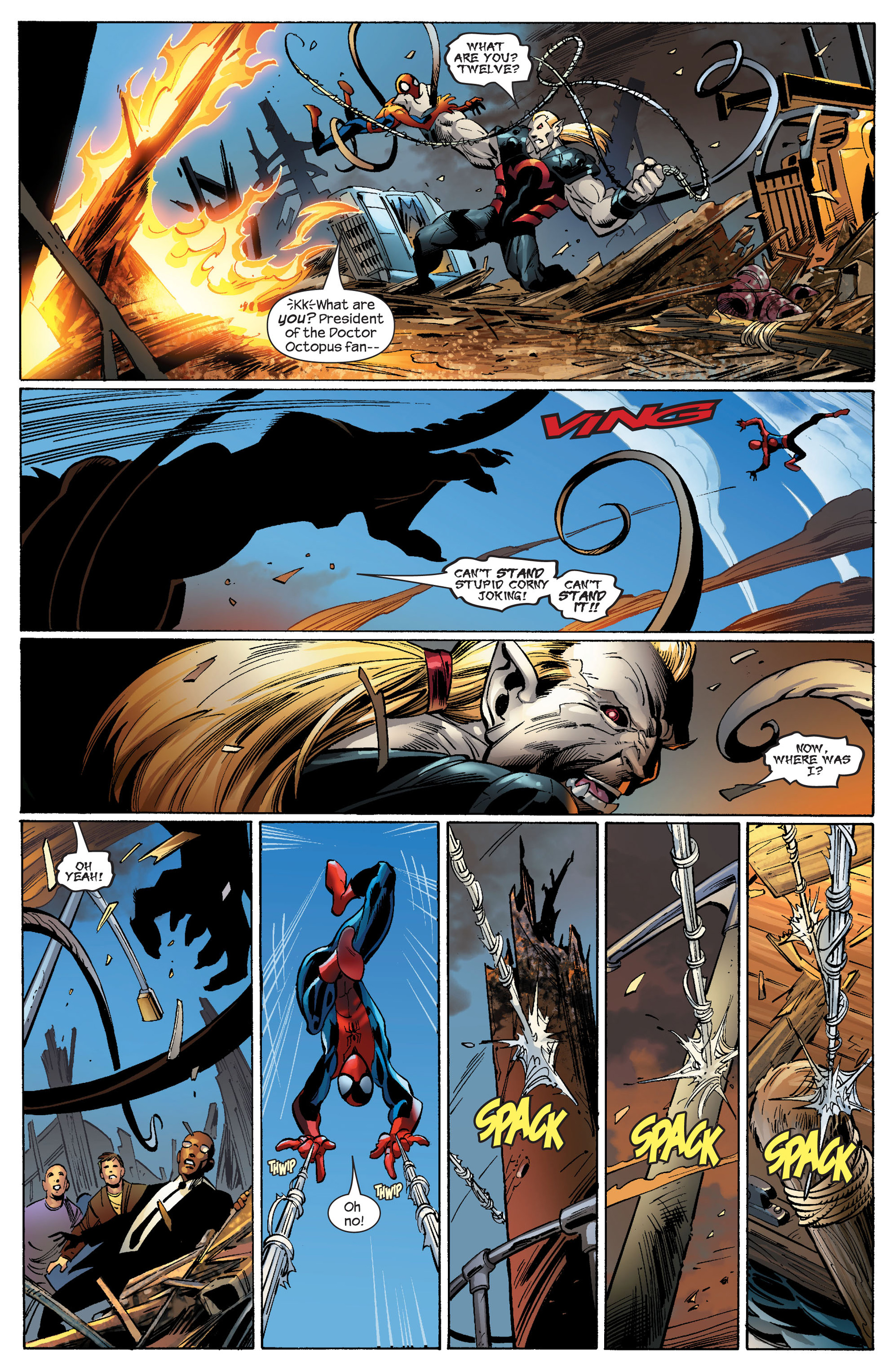 Read online Ultimate Spider-Man (2000) comic -  Issue #86 - 8