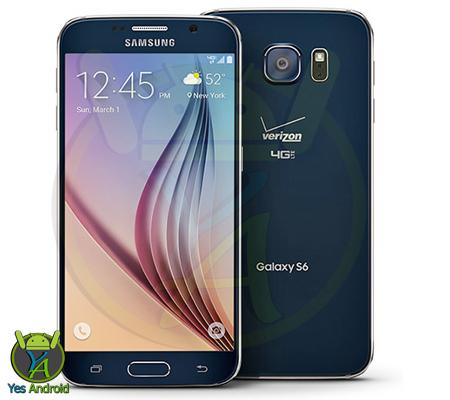 Update Galaxy S6 SM-G920V G920VVRU4CPC2 Android 6.0.1