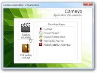 Cameyo, Bikin Aplikasi Portable Jadi Lebih Mudah